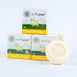 Spring Leaf 綠芙羊毛脂香皂